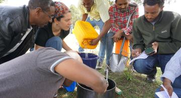 Building Forest-Water Monitoring Capacity